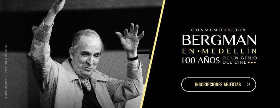 Bergman en Medellín: 100 años de un genio del cine