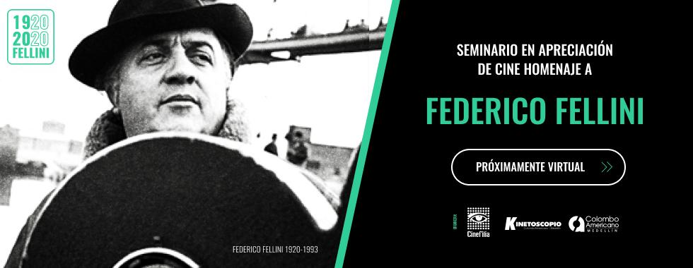 Seminario Fellini - 2020